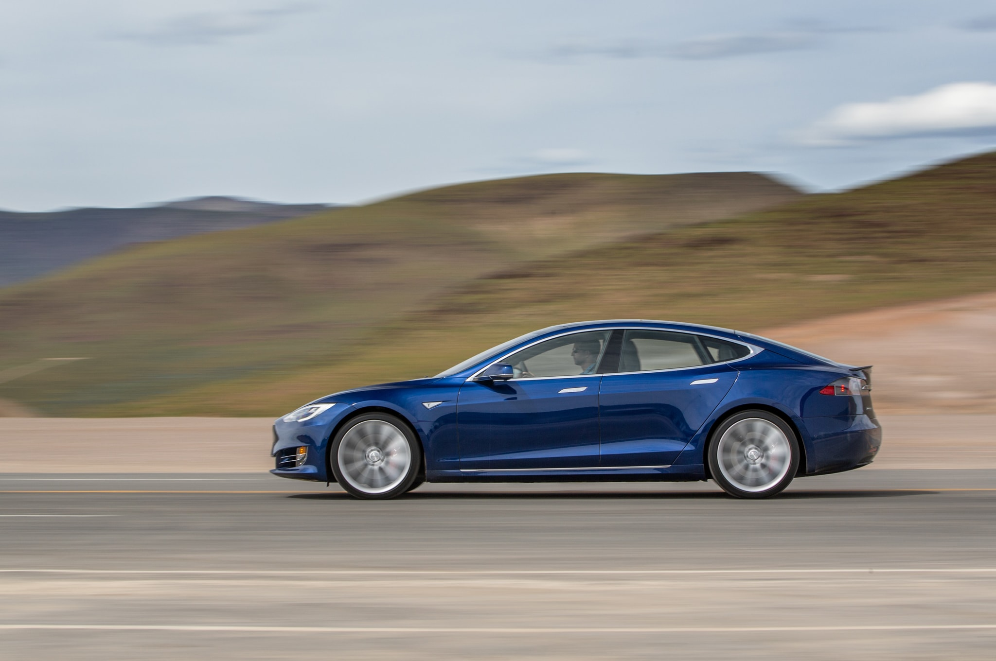 Tesla Model S HD pictures