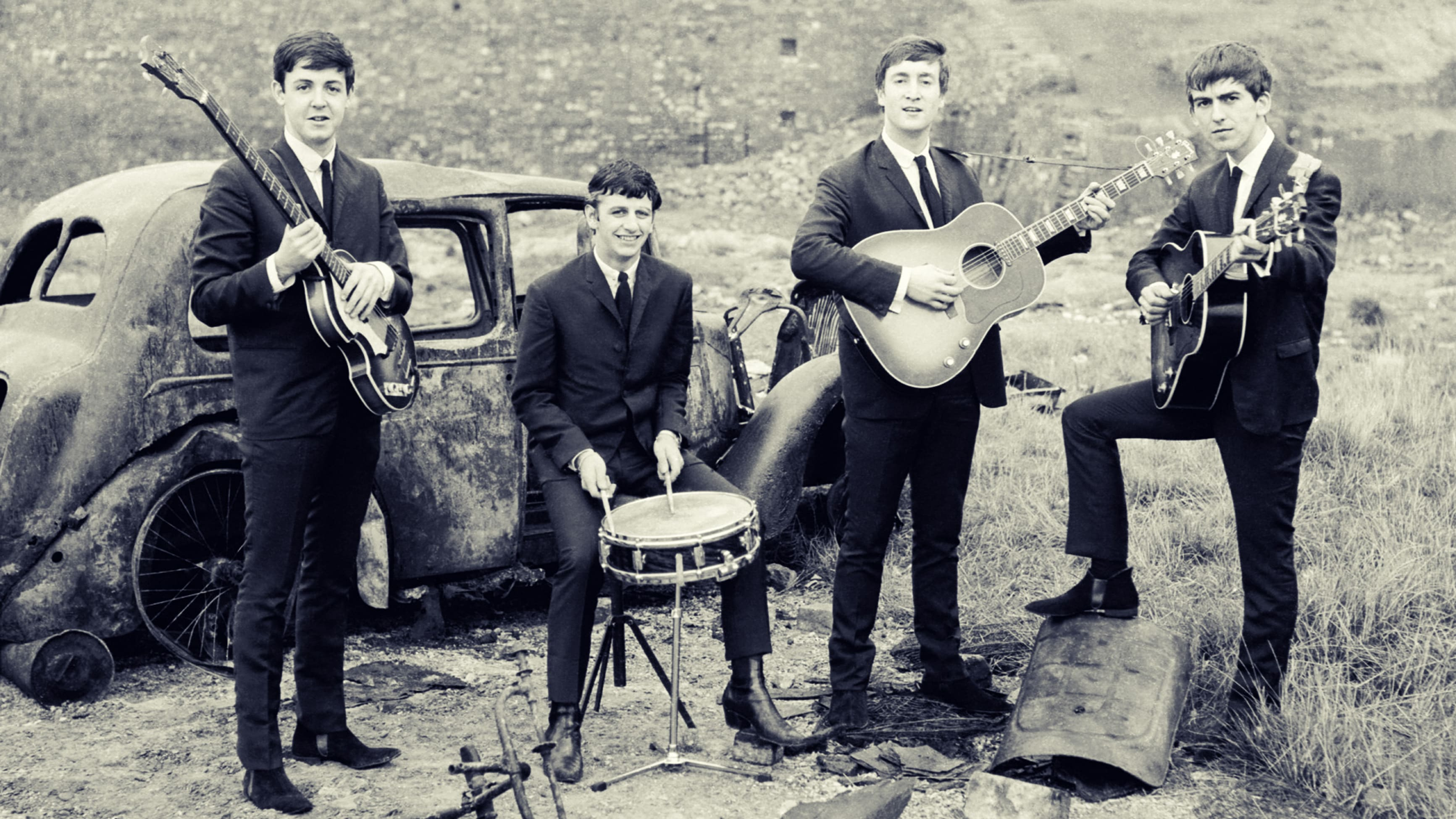 The Beatles HD pictures