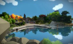 The Witness HD pictures