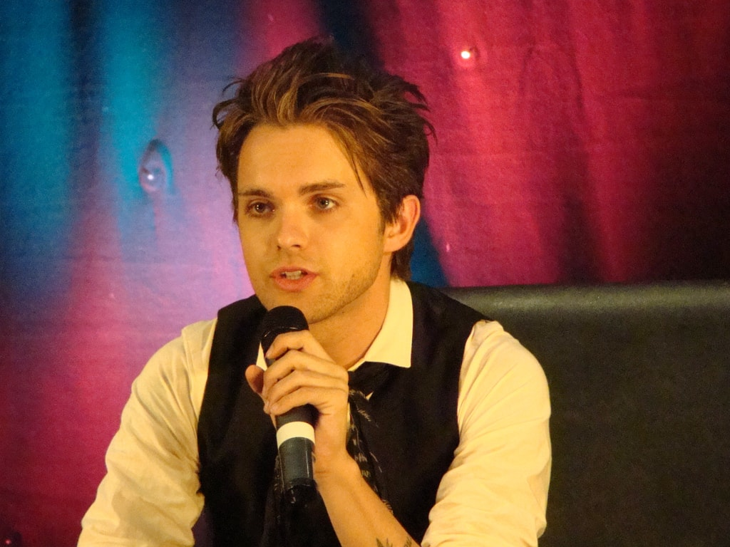 Thomas Dekker HD pictures