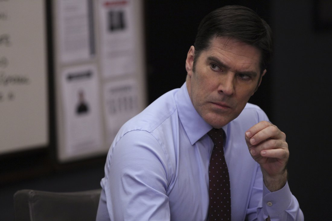 Thomas Gibson HD pictures