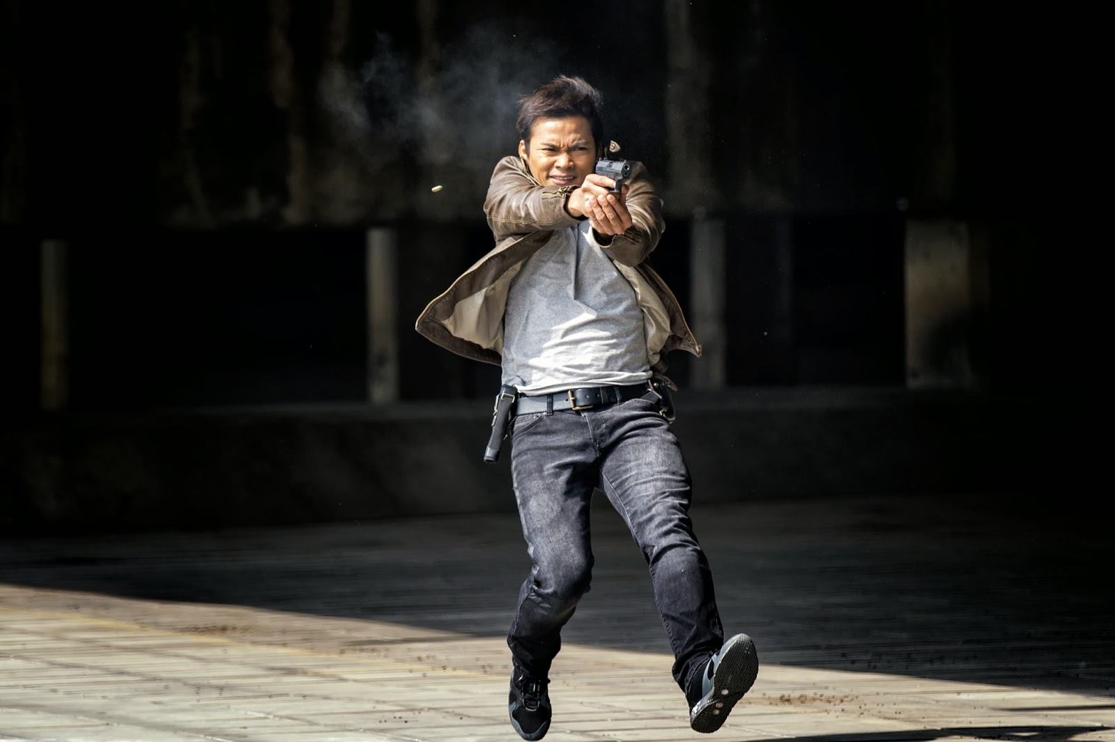Tony Jaa HD pictures