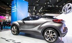 Toyota C-HR HD pictures