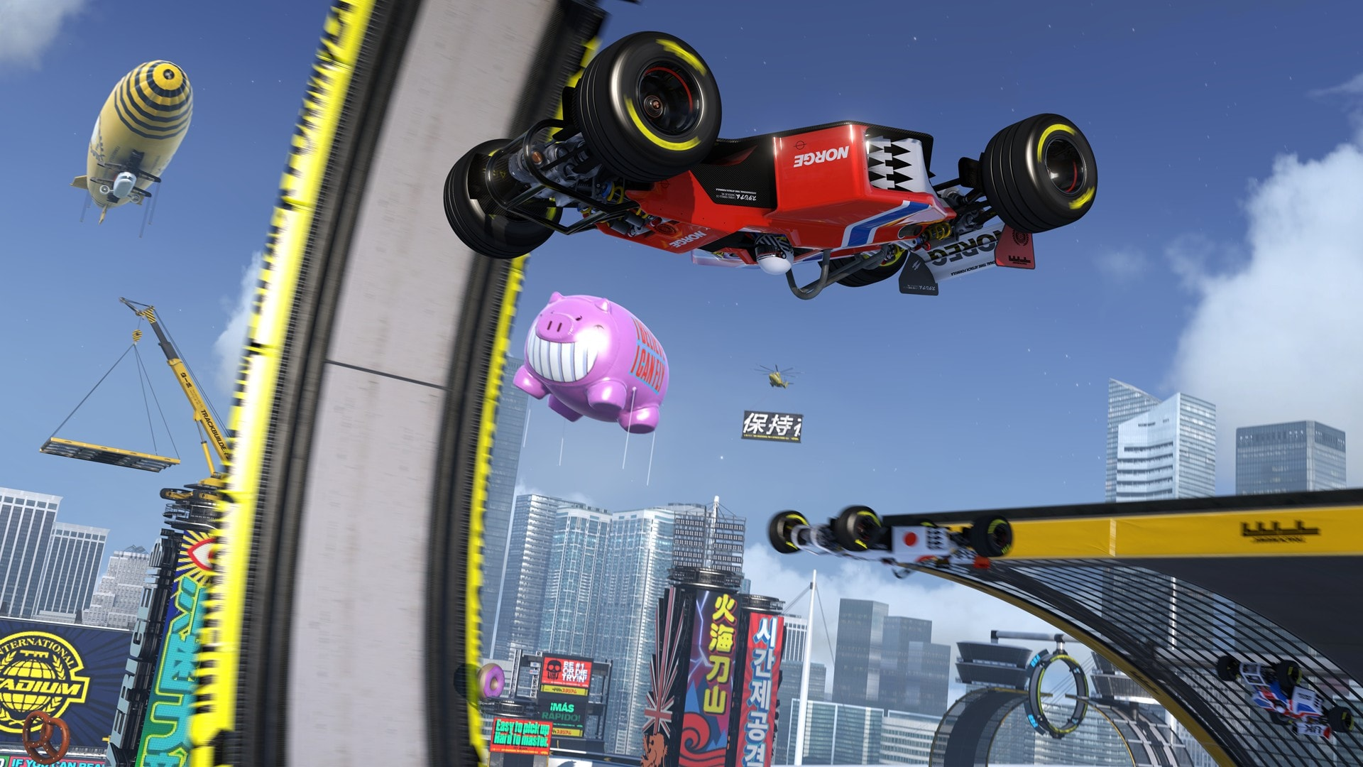 Trackmania Turbo HD pictures