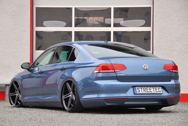 Volkswagen Passat B8 HD pictures