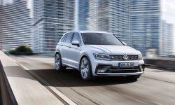 Volkswagen Tiguan 2 HD pictures