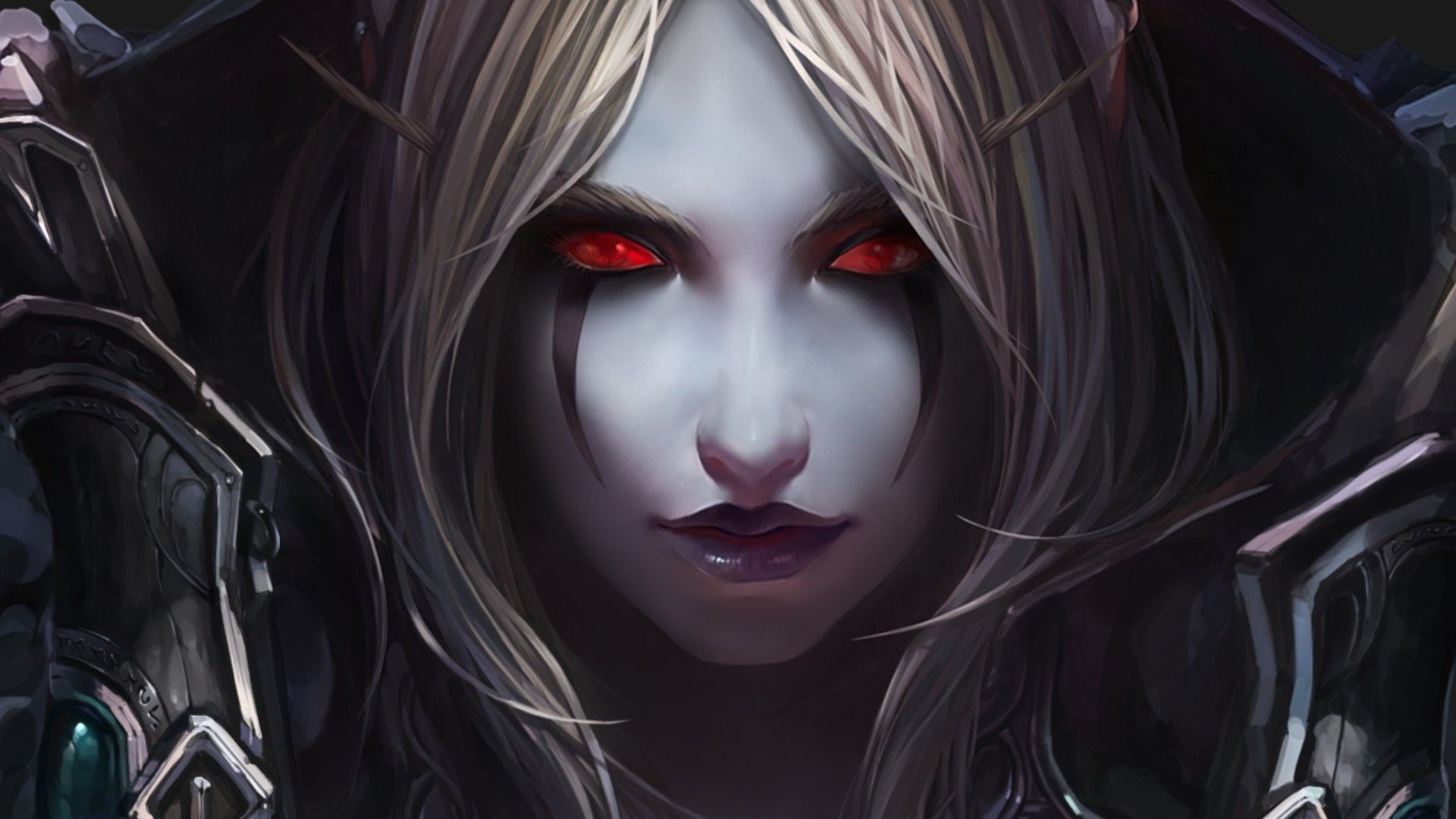 WOW: Sylvanas Windrunner HD pictures
