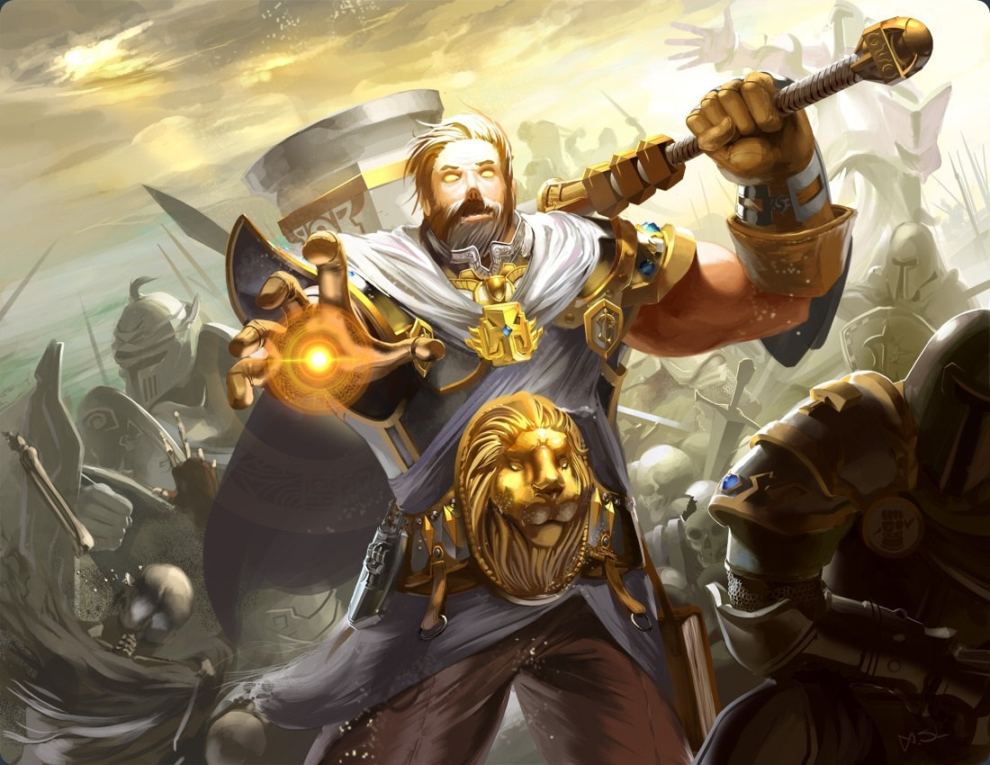 WOW: Uther the Lightbringer Pictures