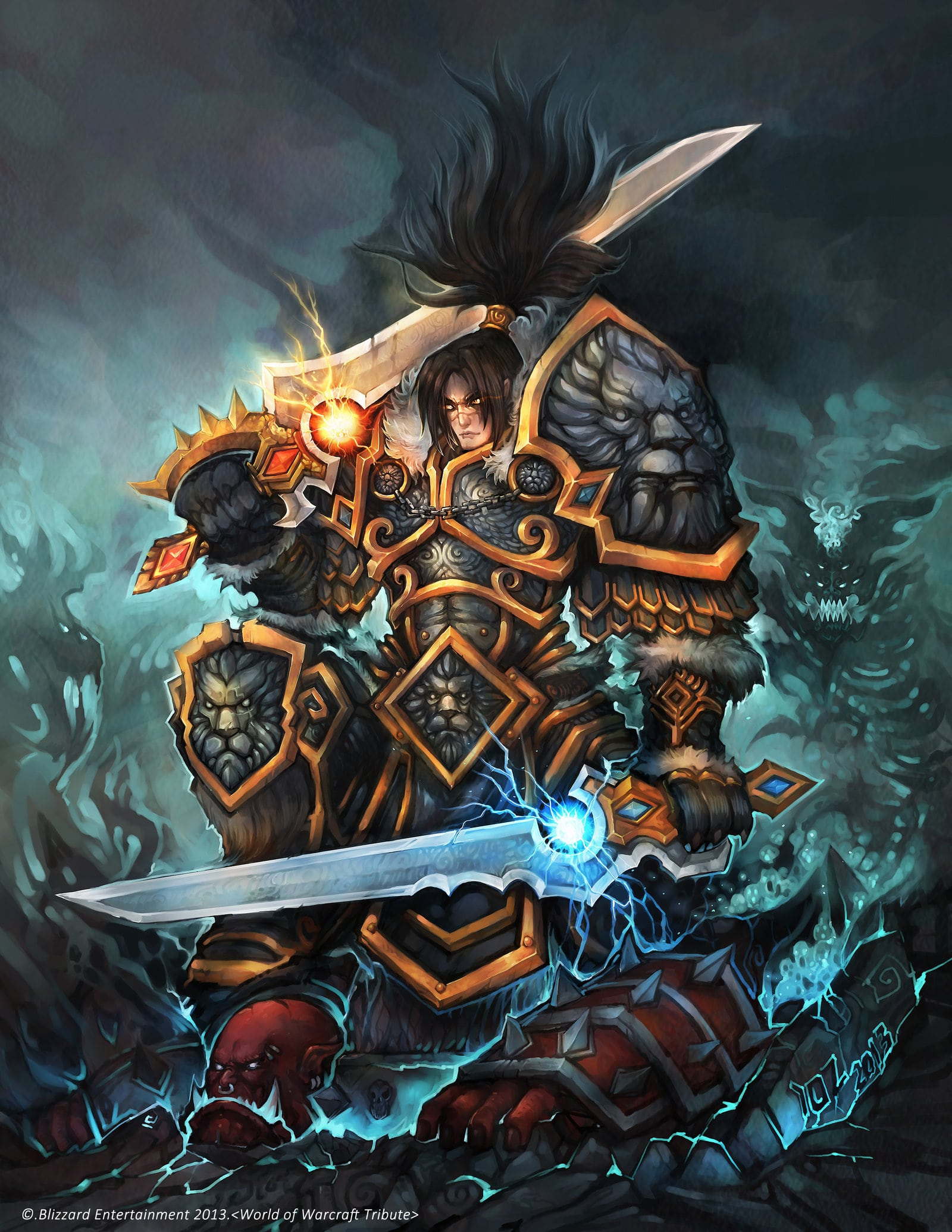 WOW: Varian Wrynn Pictures