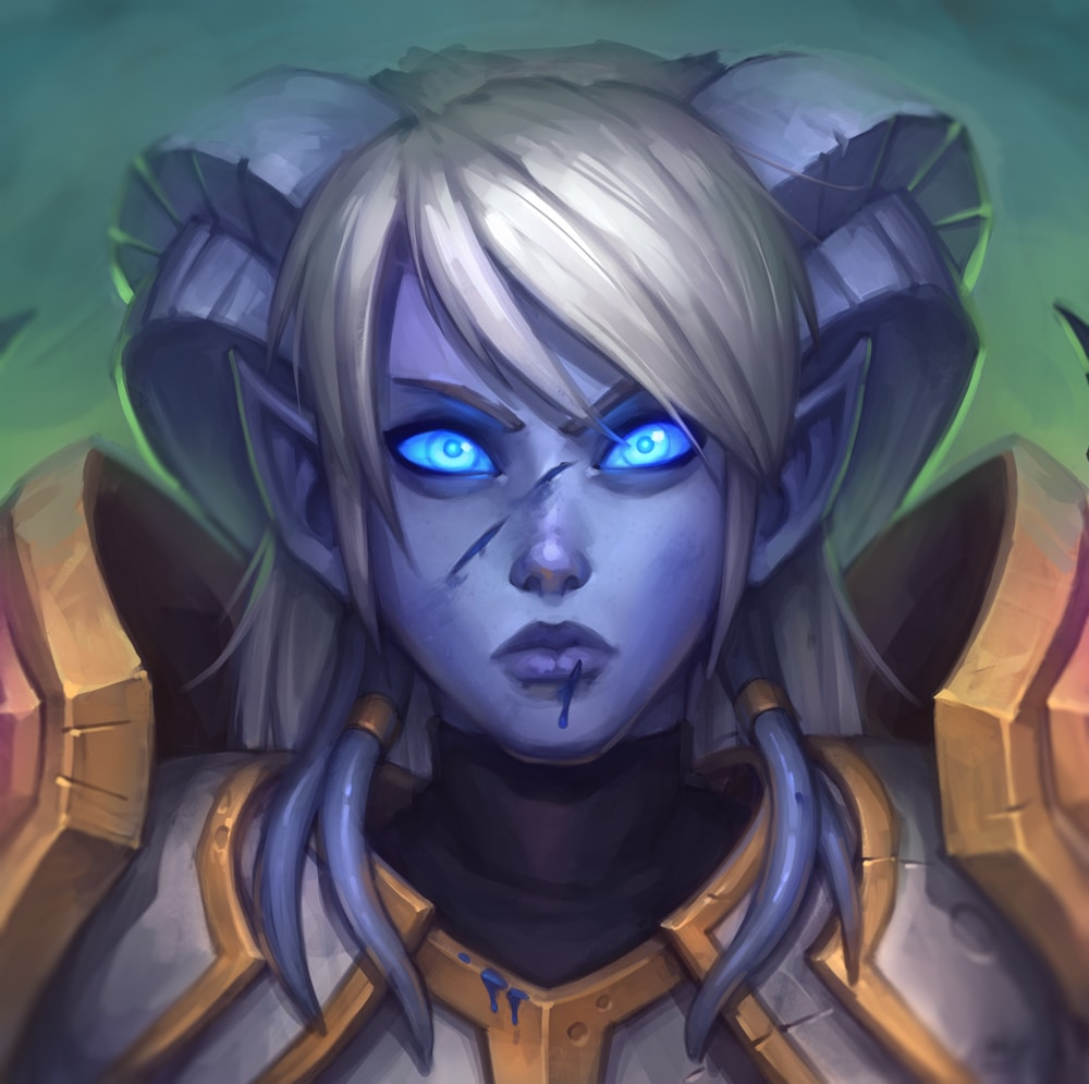 WOW: Yrel HD pictures