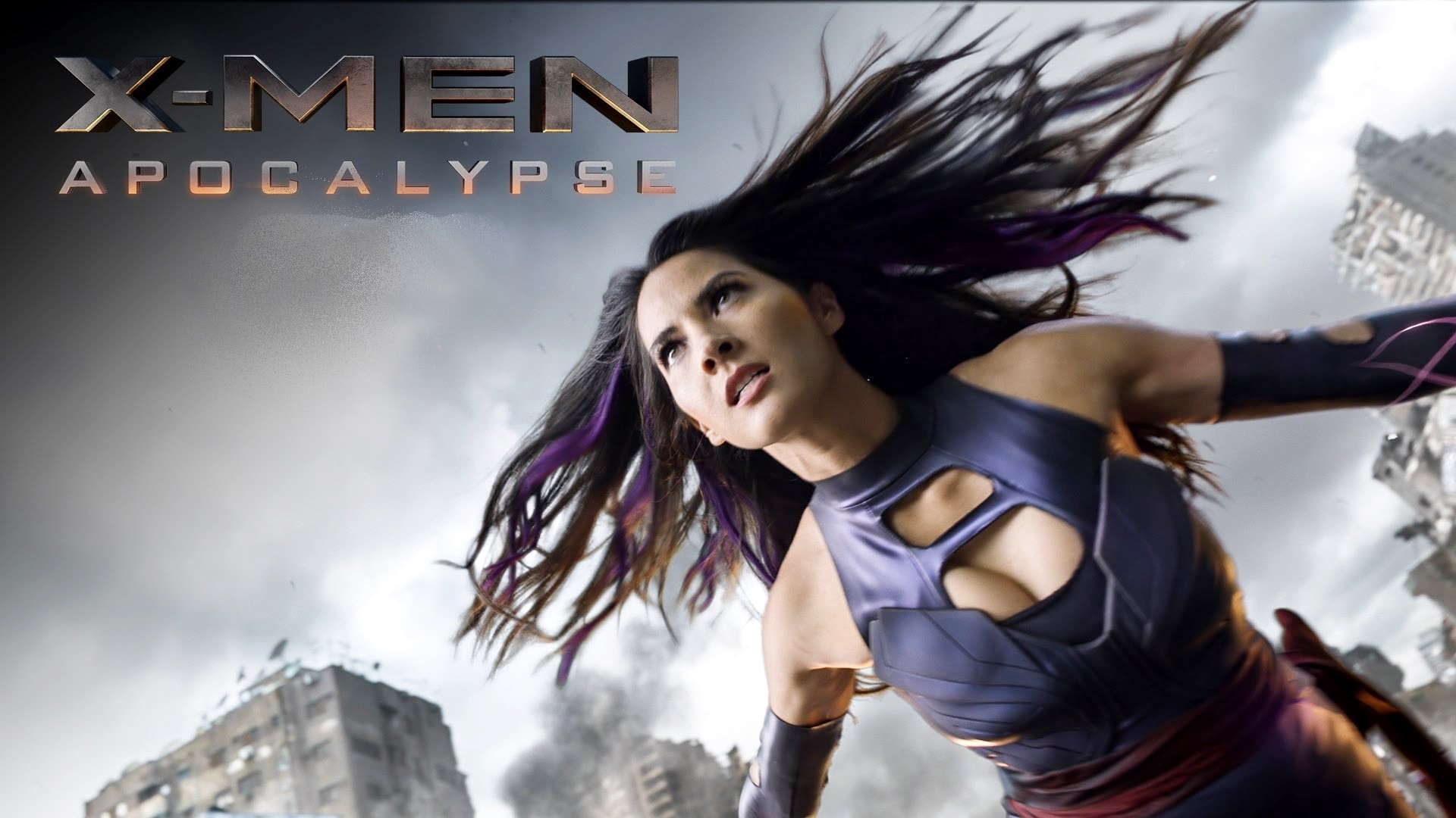 X-Men: Apocalypse widescreen for desktop
