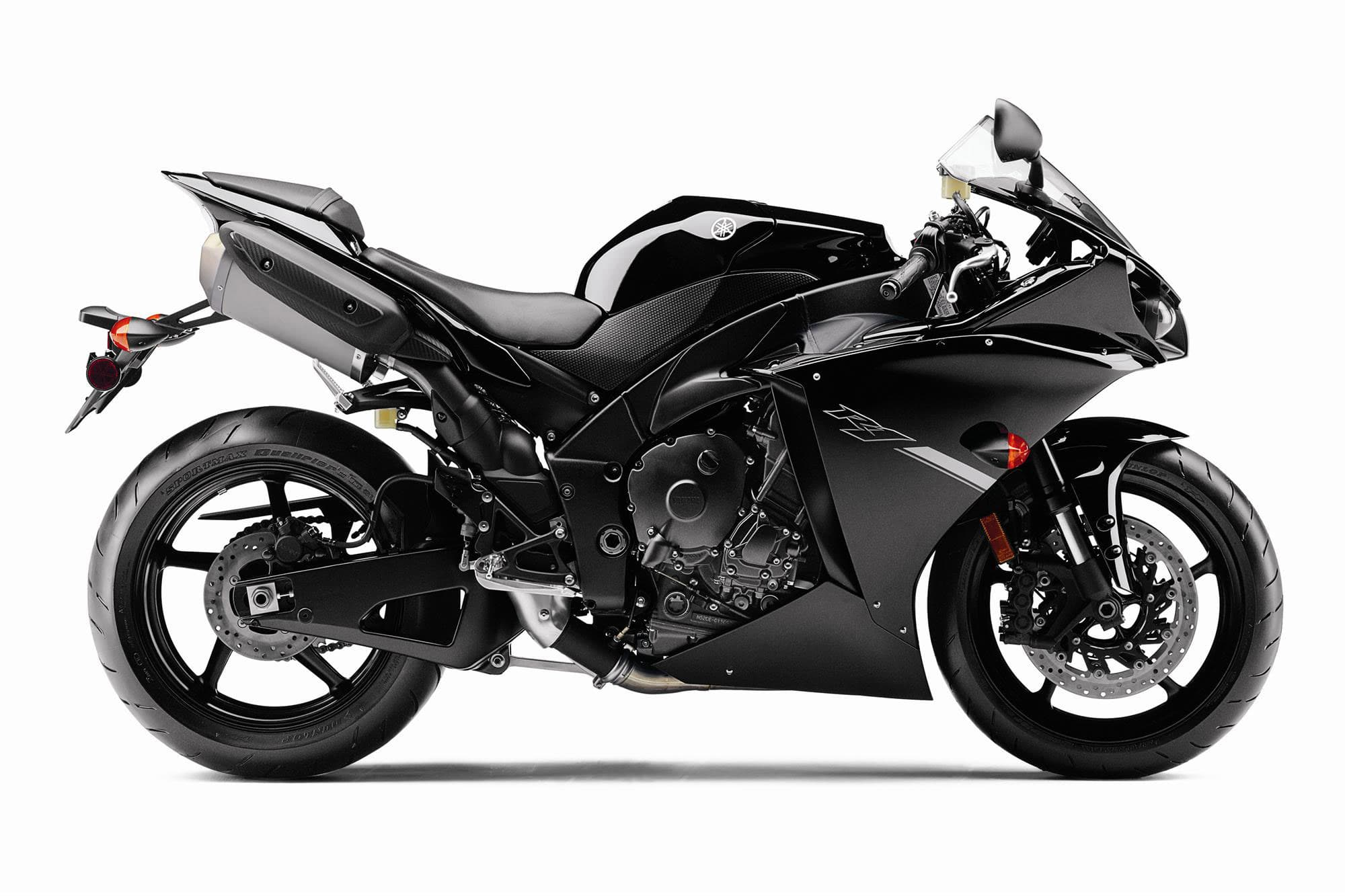 Yamaha YZF-R1 2012 HD pictures