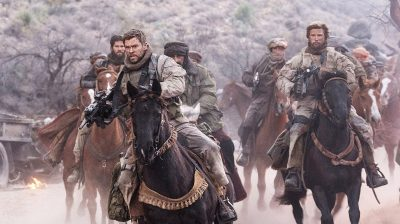 12 Strong High