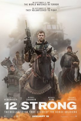 12 Strong For mobile