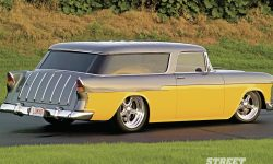 1955 Chevrolet Nomad Full hd wallpapers