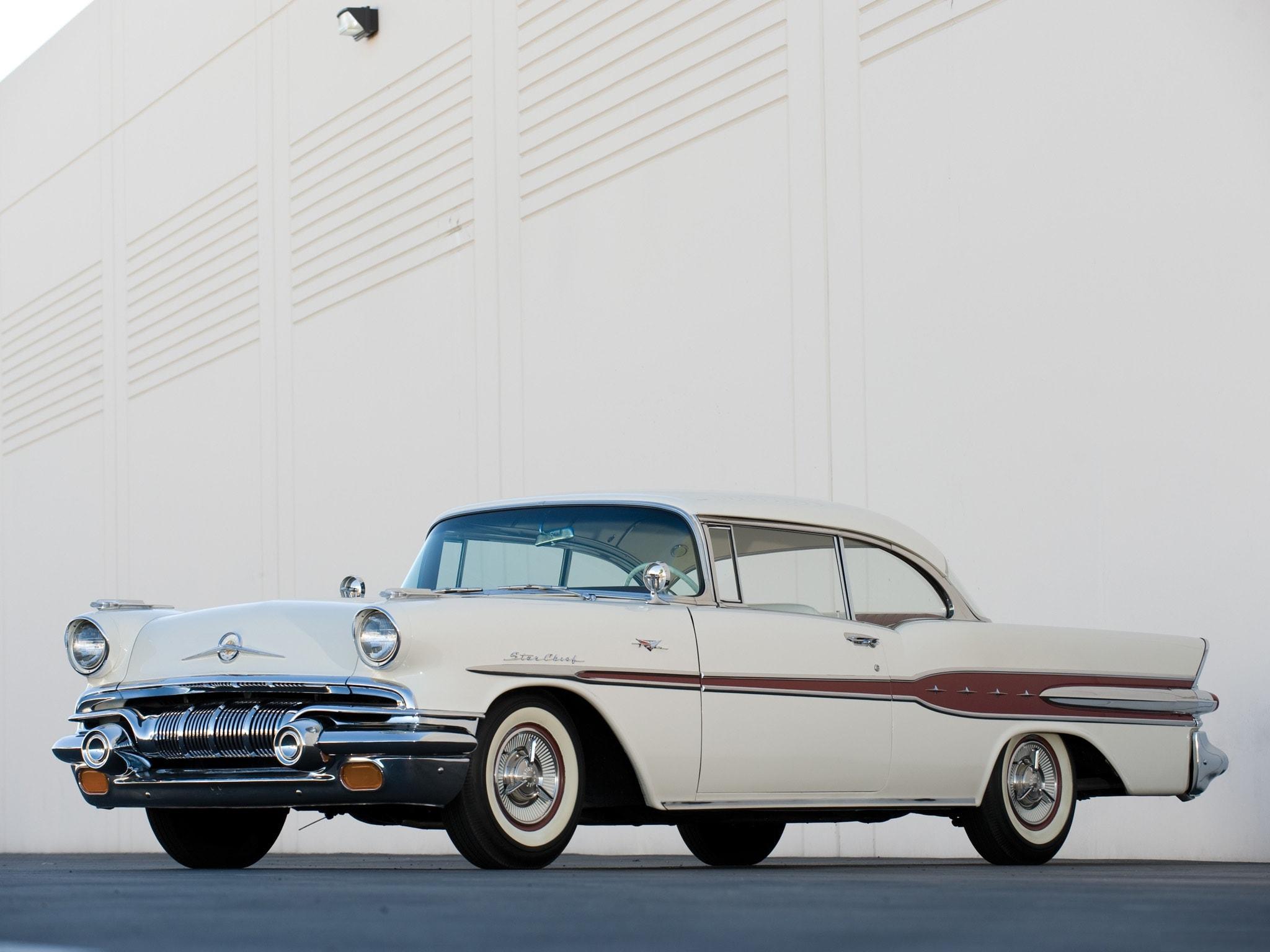 1957 Pontiac Star Chief Custom Bonneville Full hd wallpapers