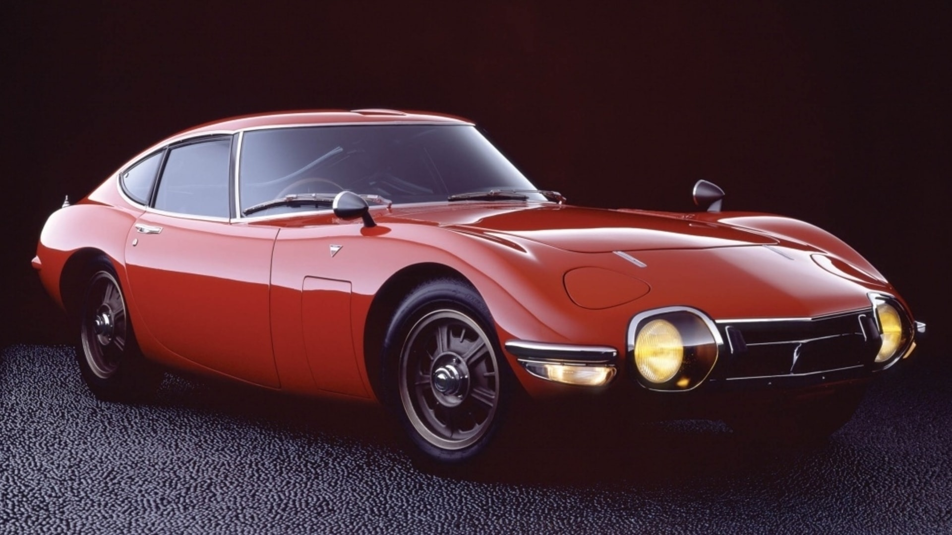 1967 Toyota 2000GT Full hd wallpapers