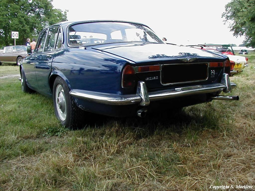 1968 Jaguar XJ6 Full hd wallpapers