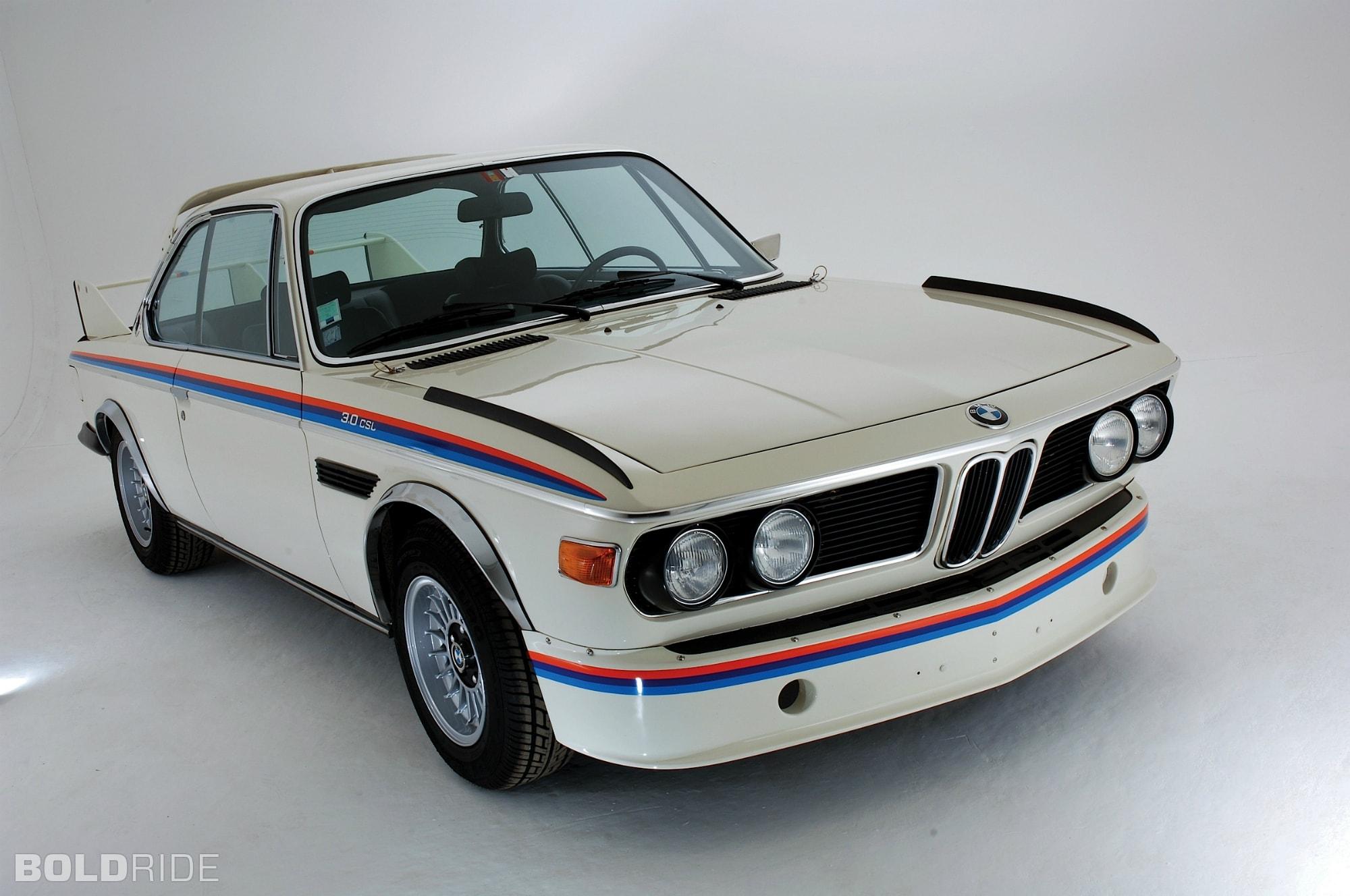 1973 BMW 3.0 CSi Full hd wallpapers