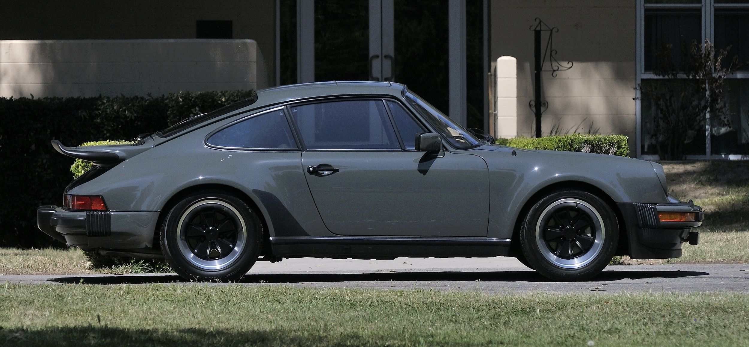 1976 Porsche 911 Turbo (930) Full hd wallpapers