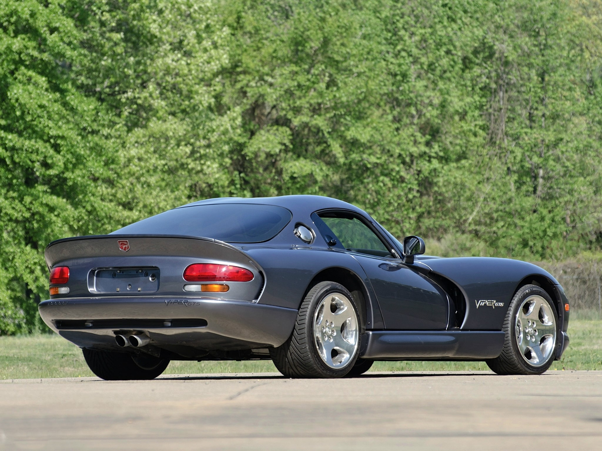 1996 Dodge Viper GTS Full hd wallpapers