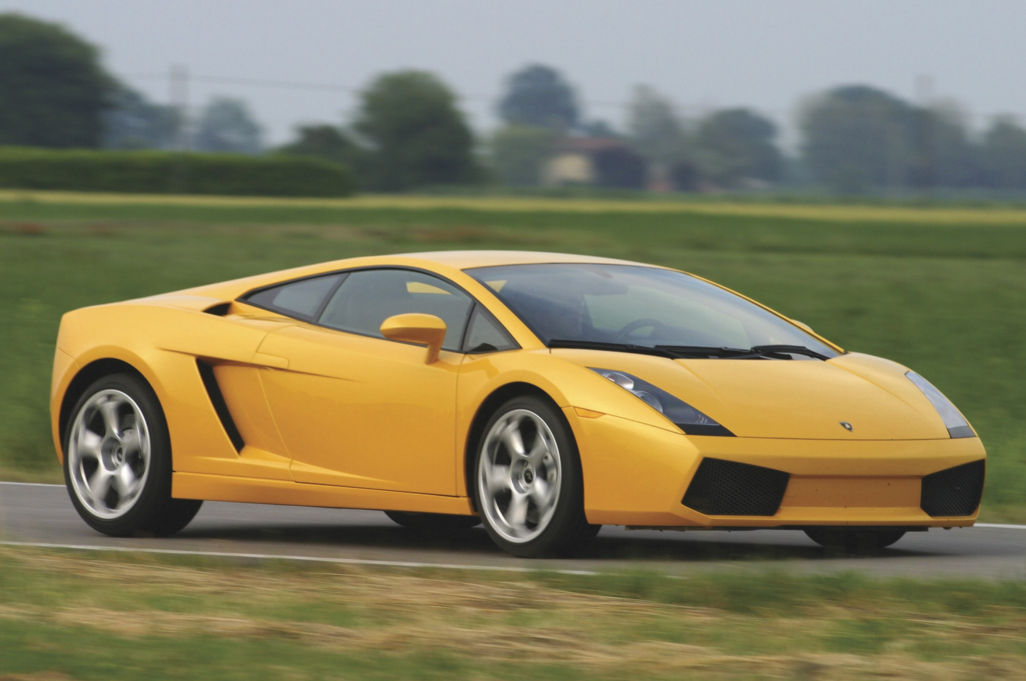 2003 Lamborghini Gallardo Full hd wallpapers