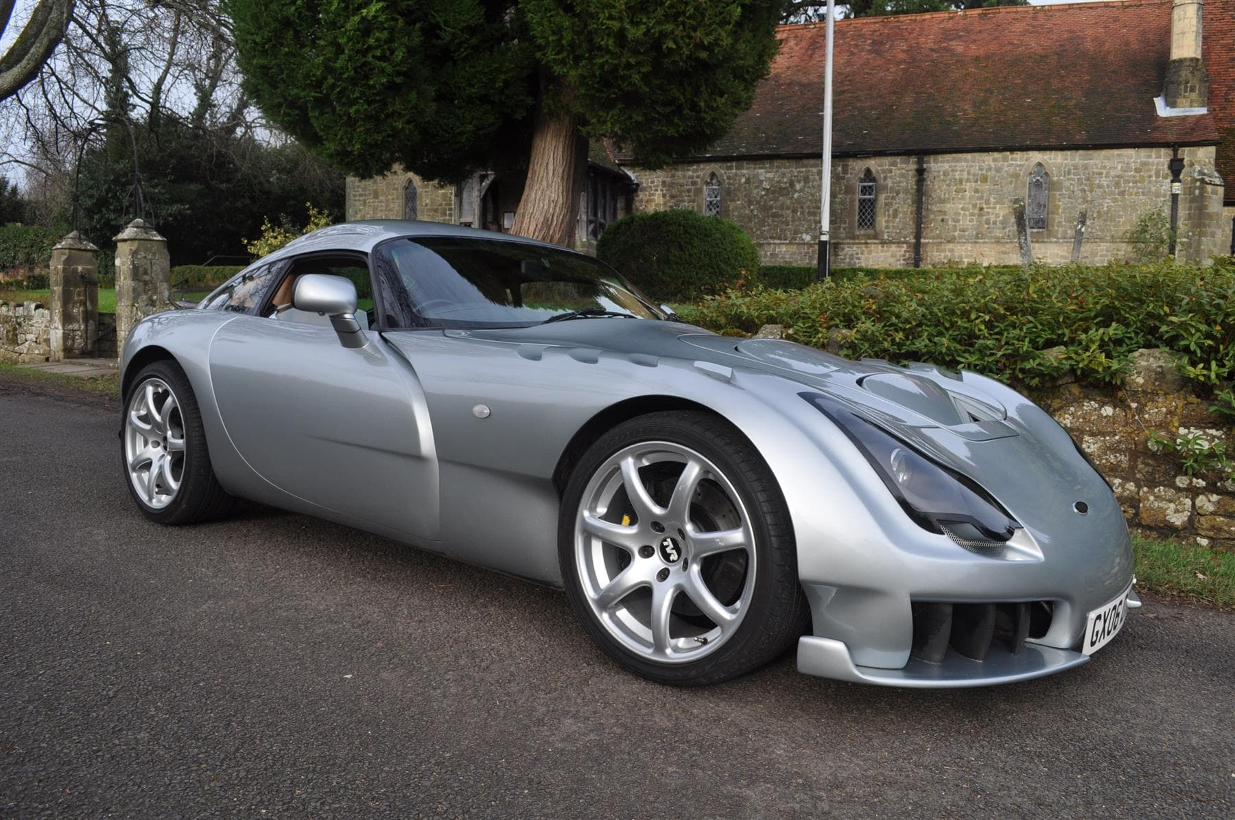 2005 TVR Sagaris Full hd wallpapers