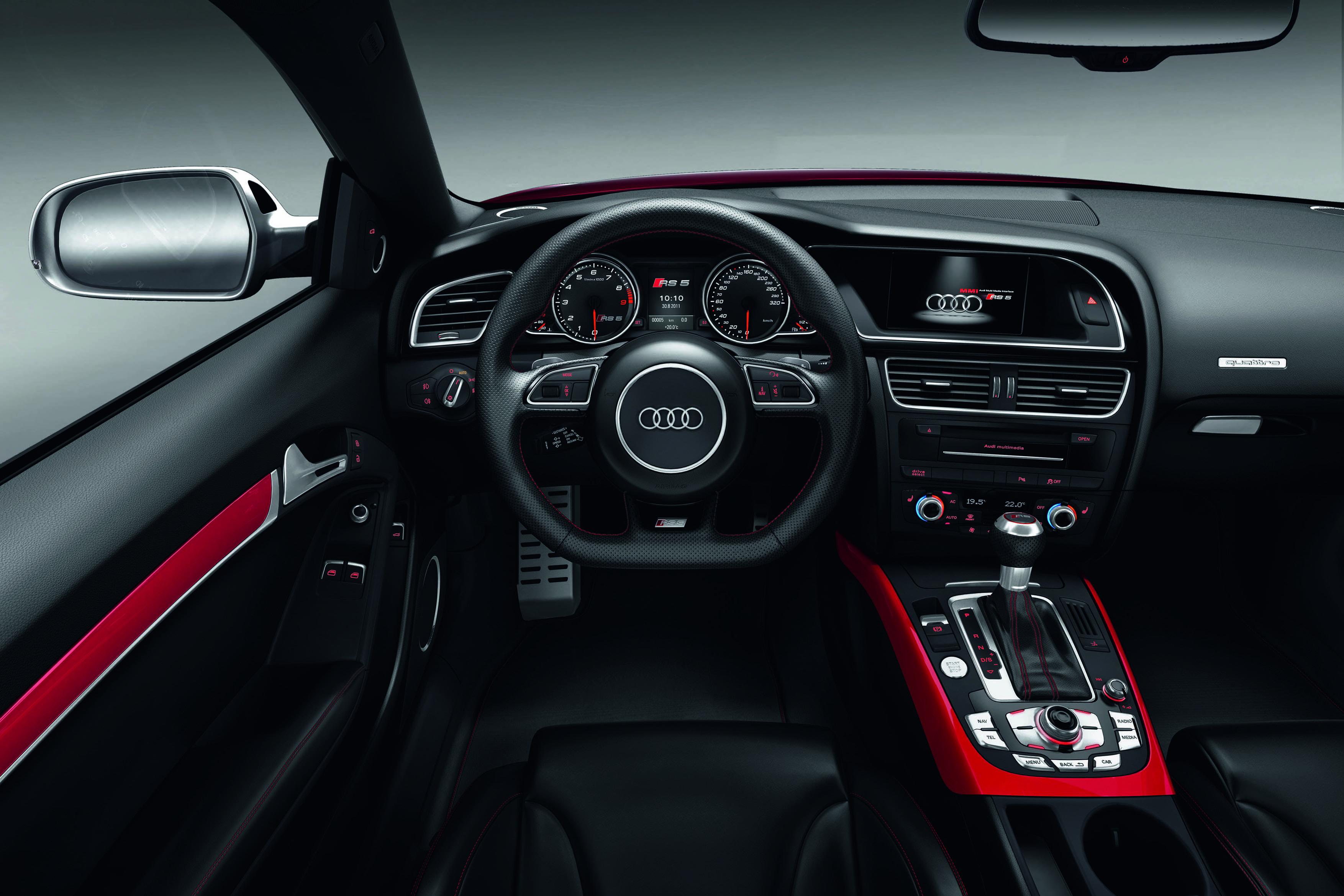 2012 Audi RS5 Full hd wallpapers