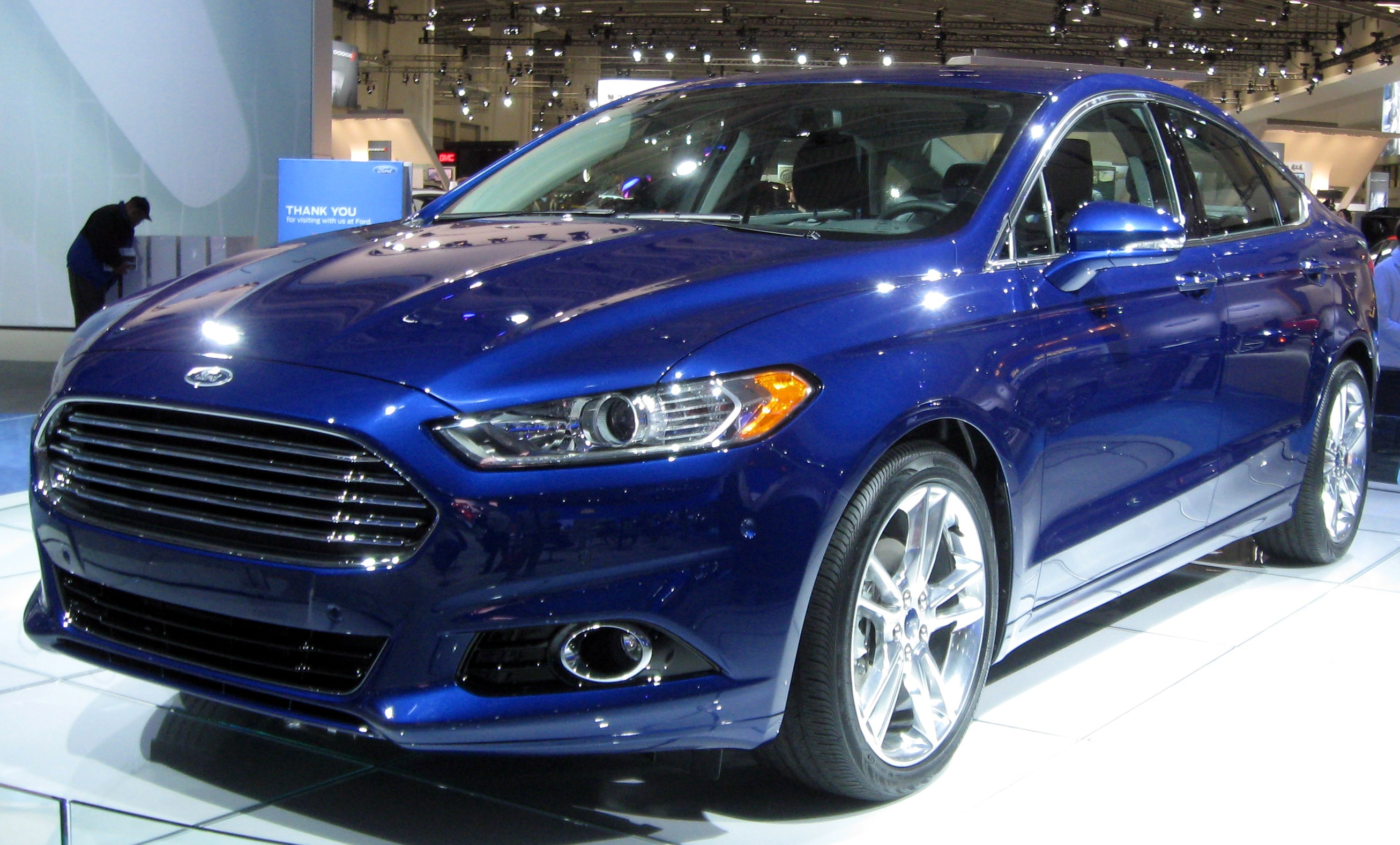2013 Ford Fusion Full hd wallpapers