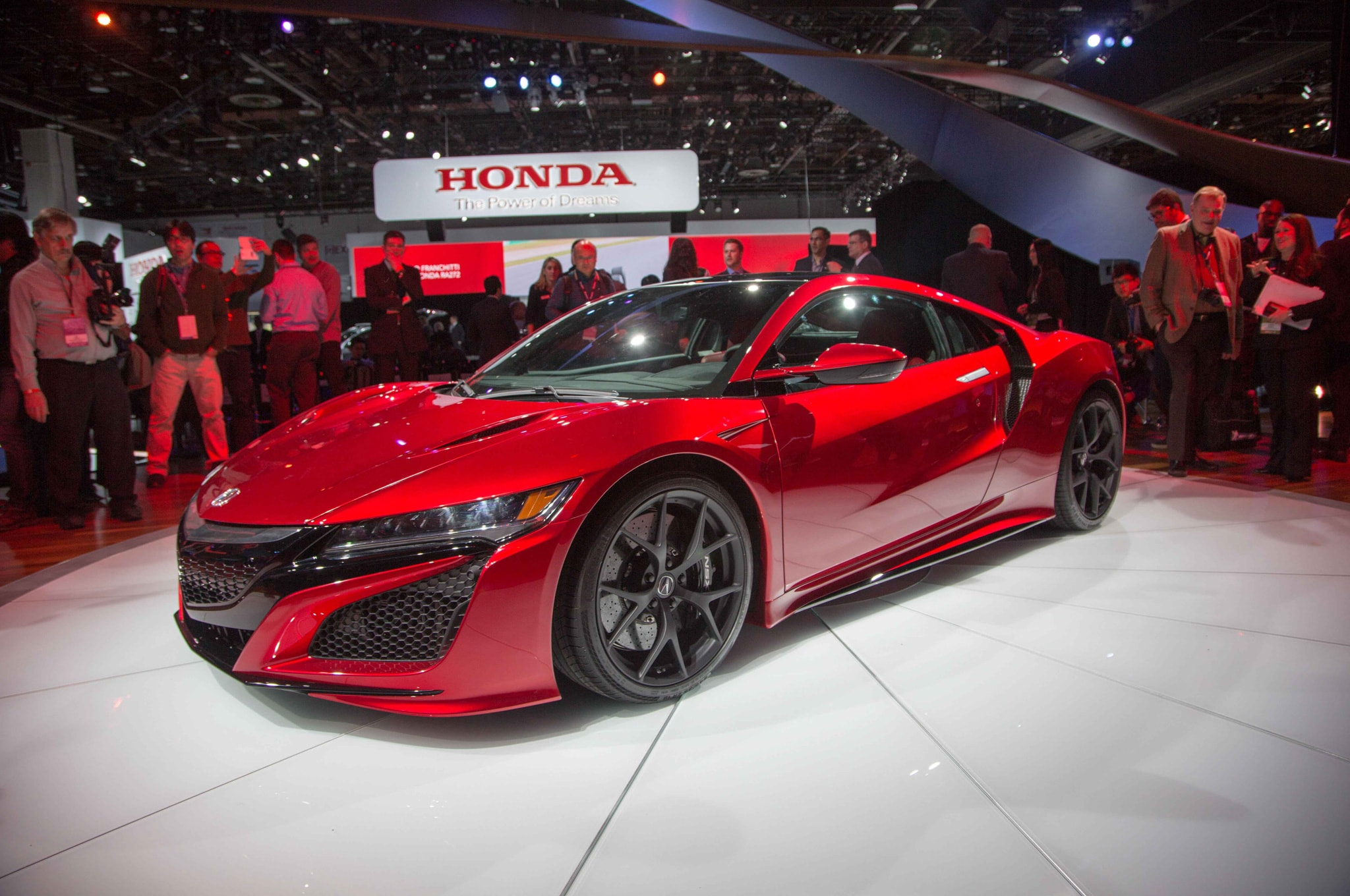 Acura NSX II Full hd wallpapers
