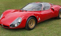 Alfa Romeo Tipo 33 Stradale Full hd wallpapers