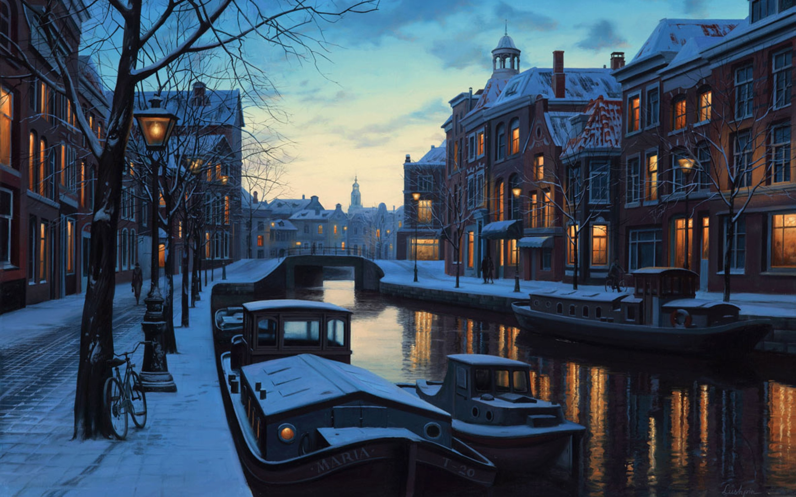 Amsterdam full hd wallpapers