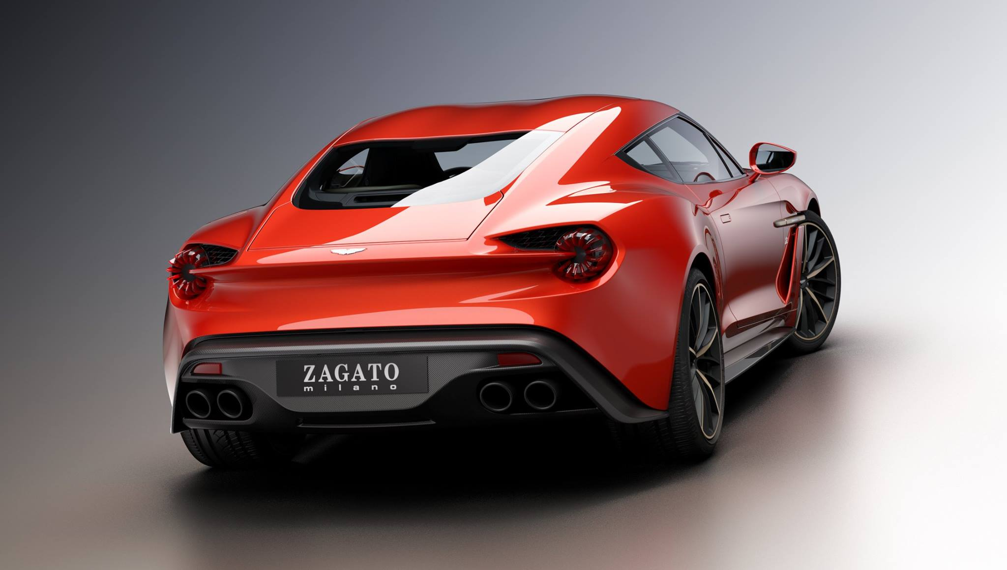 Aston Martin Vanquish Zagato Full hd wallpapers