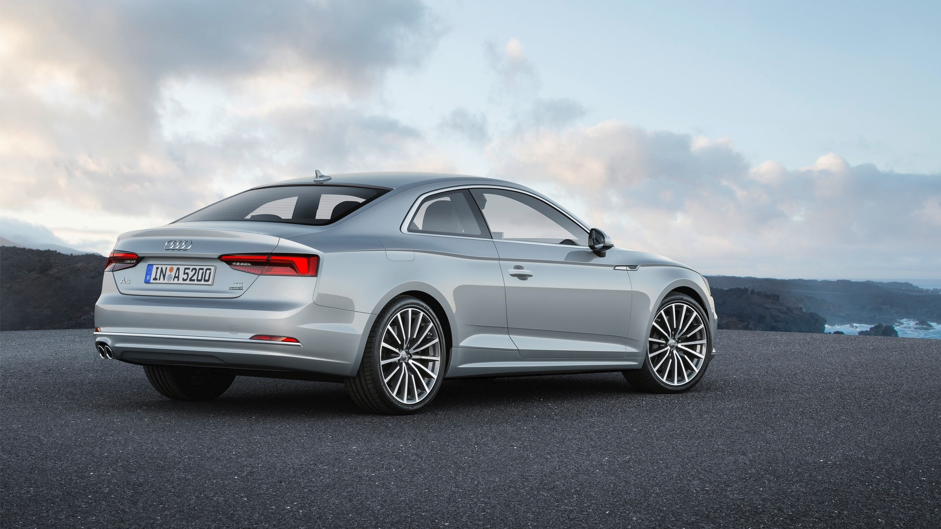 Audi A5 Coupe Ii Hd Wallpapers 7wallpapers Net