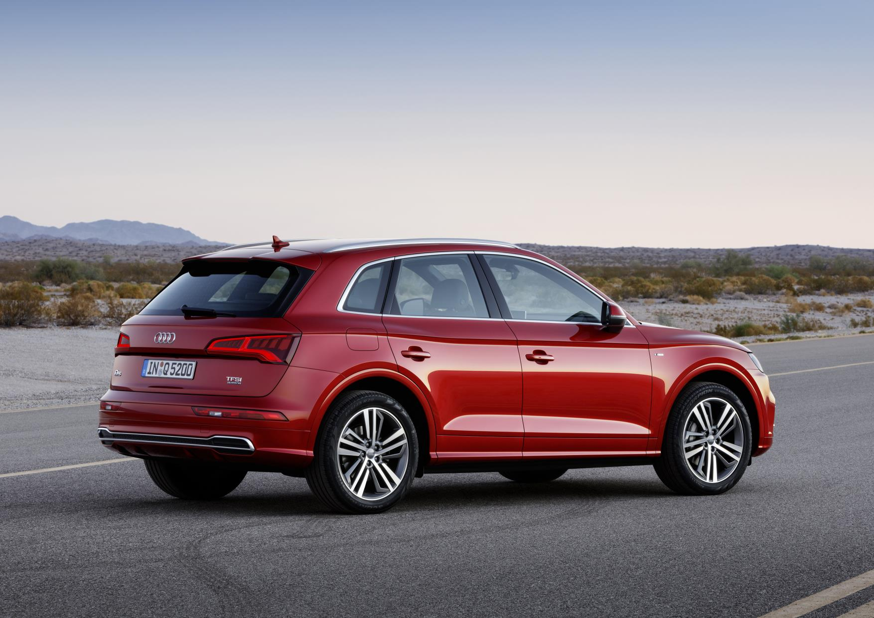 Audi Q5 II Full hd wallpapers