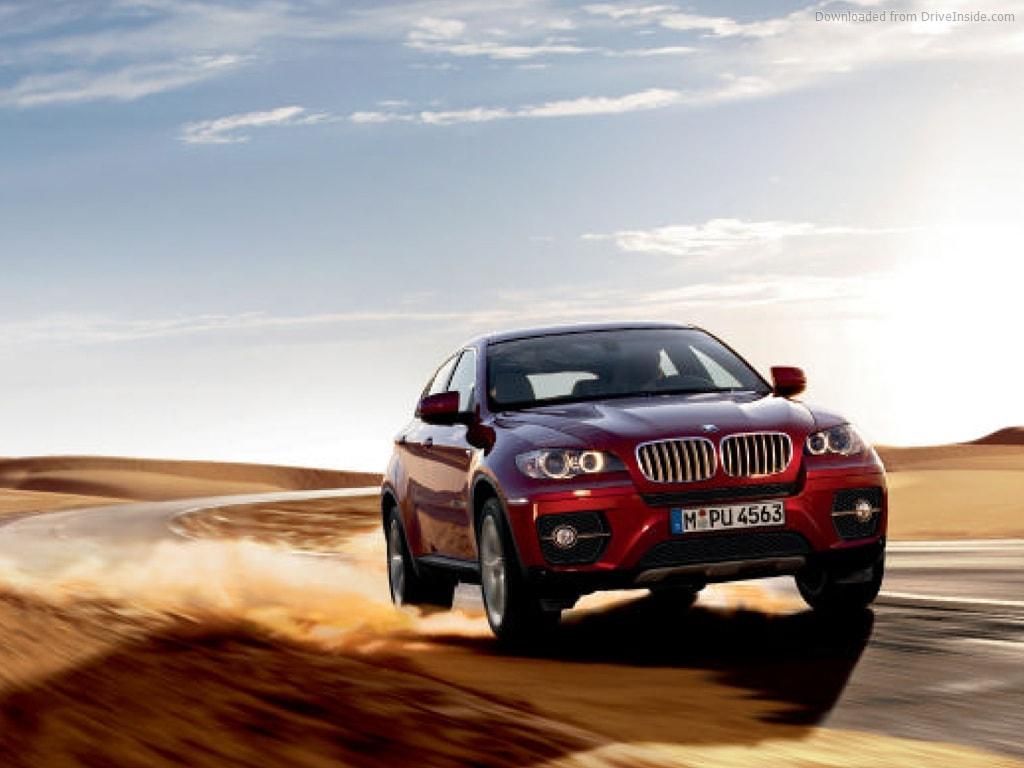 BMW X6 widescreen