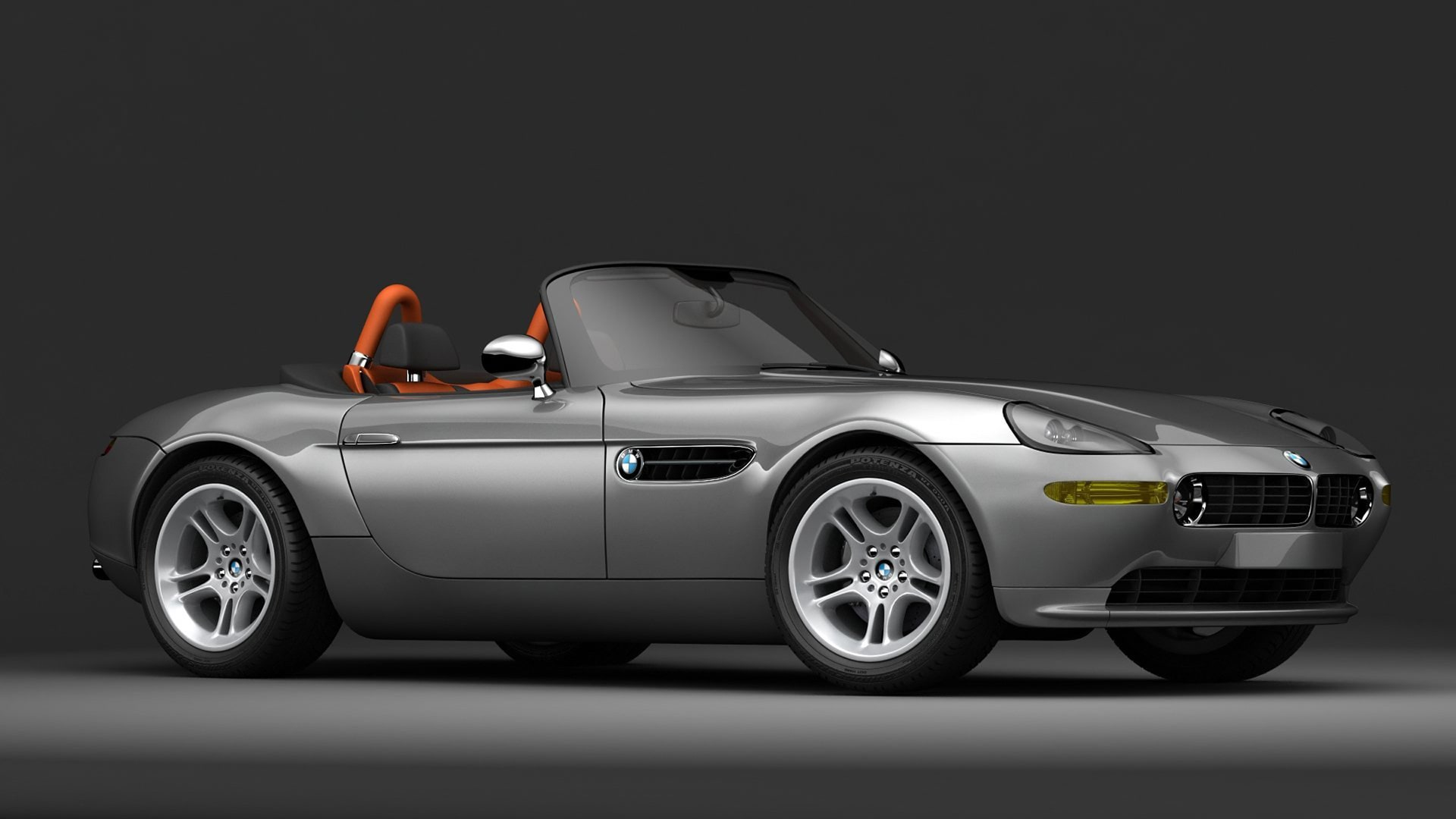 BMW Z8 Full hd wallpapers