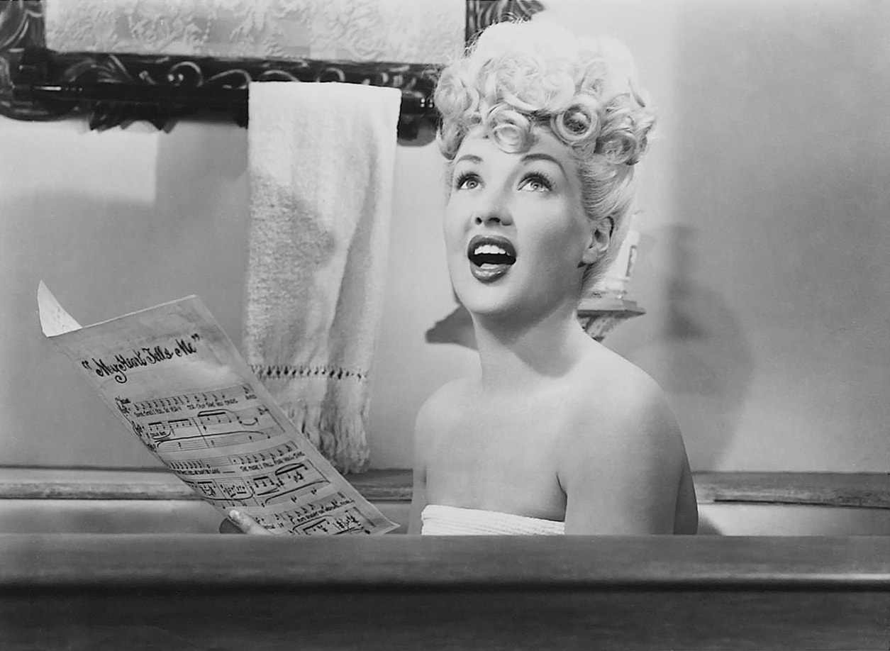 Betty Grable Widescreen for desktop