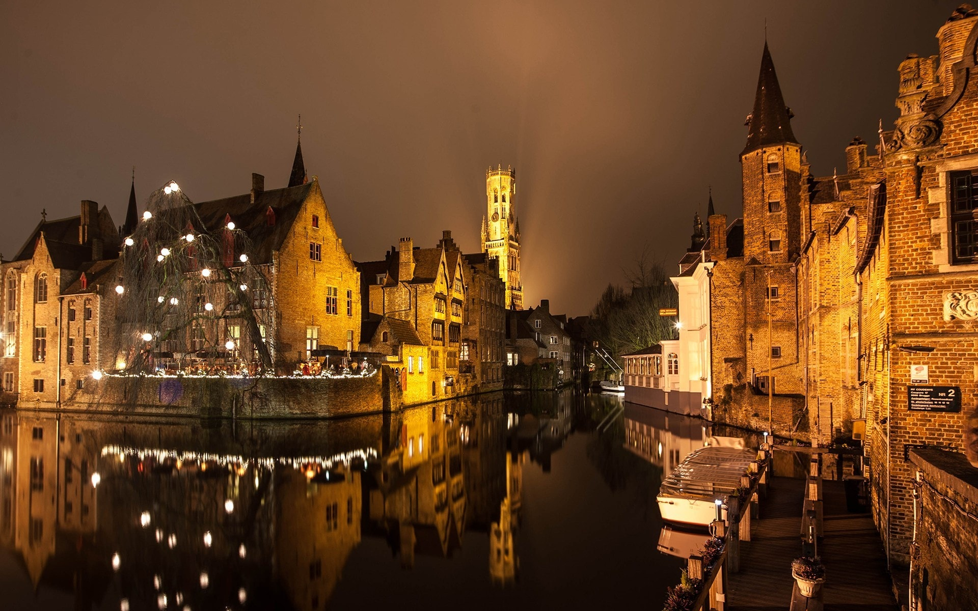 Bruges full hd wallpapers