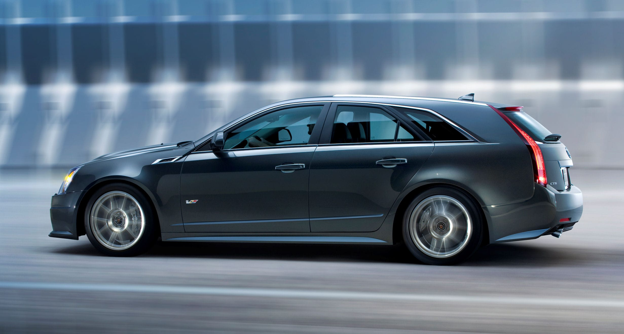Cadillac CTS-V Wagon Full hd wallpapers