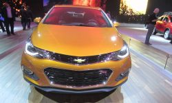 Chevrolet Cruze 2 Hatchback Full hd wallpapers