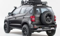 Chevrolet Niva 2 Full hd wallpapers