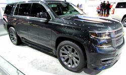 Chevrolet Tahoe 4 Full hd wallpapers