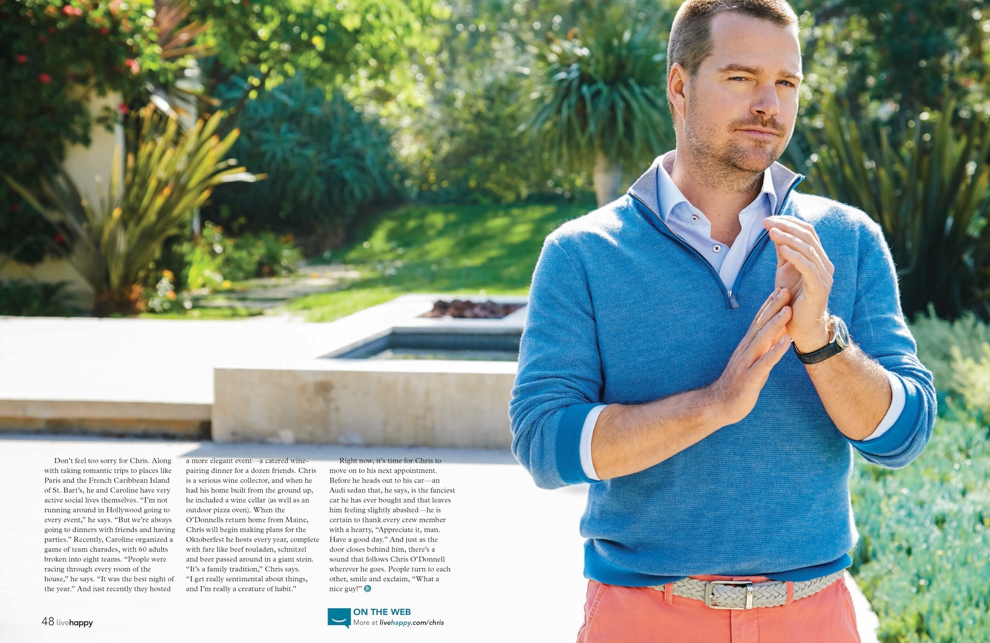 Chris O'Donnell Full hd wallpapers