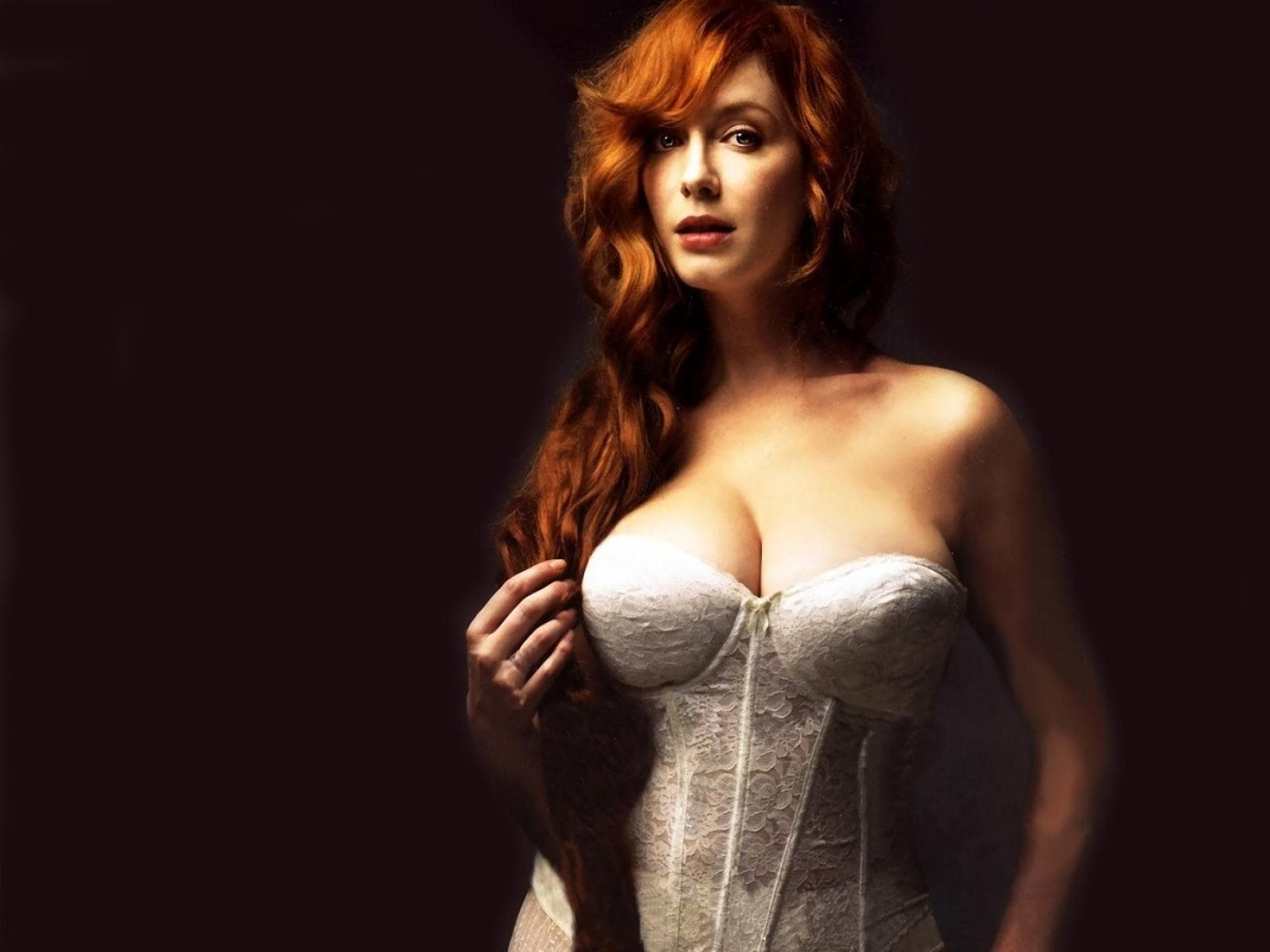Christina Hendricks Full hd wallpapers