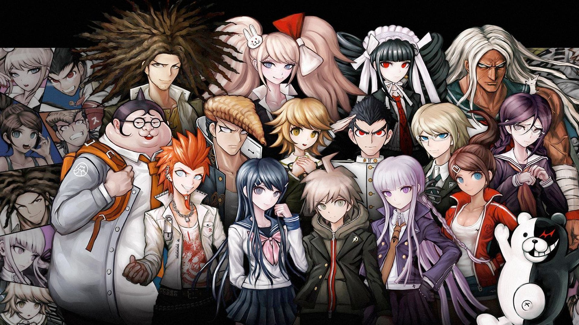 Danganronpa: Trigger Happy Havoc Full hd wallpapers