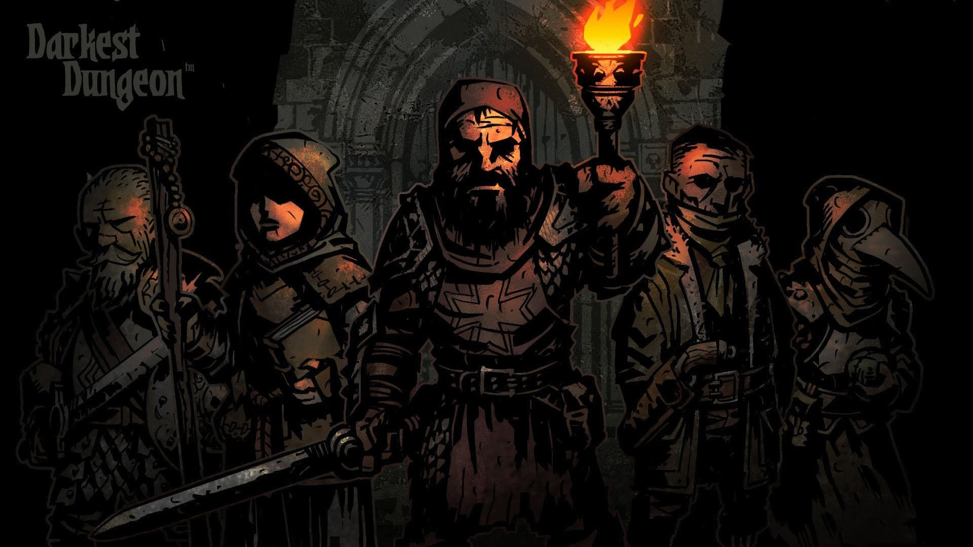 Darkest Dungeon Full hd wallpapers