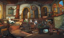 Deponia Doomsday Full hd wallpapers