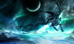 Dota 2 : Winter Wyvern Full hd wallpapers