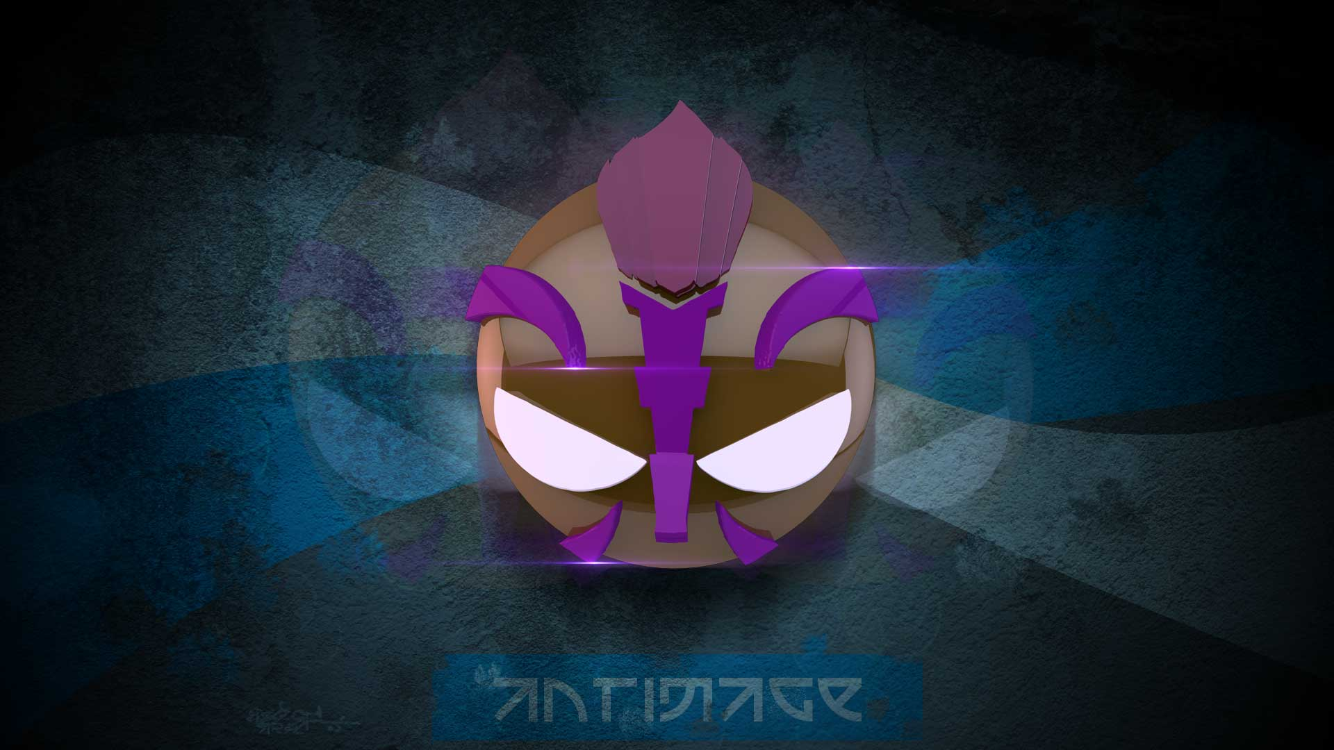 Dota2 : Anti-Mage HD pictures